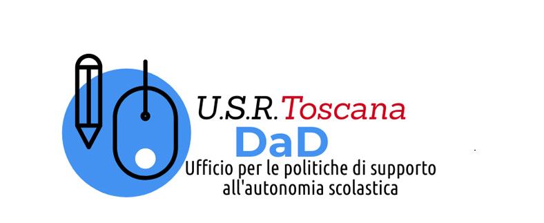 Logo Sito Dad Regione Toscana